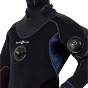 Neoprene Drysuits